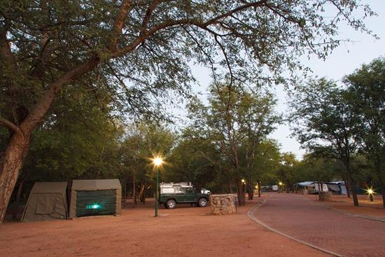 Phalaborwa Safari Park, A Forever Resort | self-catering holiday resort near Hoedspruit and Gravelotte at the gate to the Kruger National Park | self-catering, caravan park, camping, chalet accommodation | Limpopo | South Africa.: Caravan & Camping Site With Electricity
